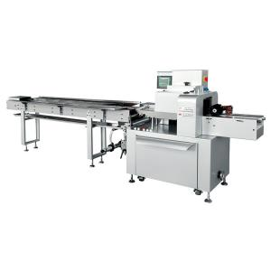 China Intelligent Automatic Food Packing Machine LCD Touch Screen Integrated Control on sale