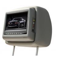 "PAL, NTSC Multi - language 7"" FM, Games, Wireless Joysticks, Speakers Car Headrest DVD Players"