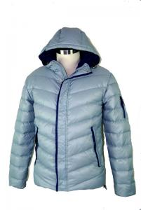 China Polyester Hooded Packable Down Jacket  For Women , Womens Down Parkas on sale