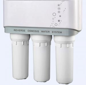 China Non Electric Water Filter Purifier High Tech Booster Pump RO Water Purifier on sale