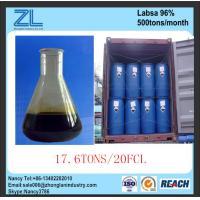high quality LABSA 96% CAS 27176-87-0