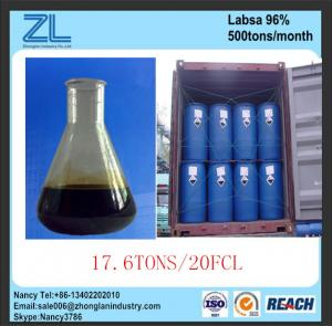 China high quality LABSA 96% CAS 27176-87-0 on sale