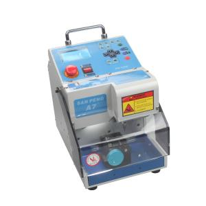 China Laser Miracle A7 Automatic Key Cutting Machine Can Decode And Cut on sale