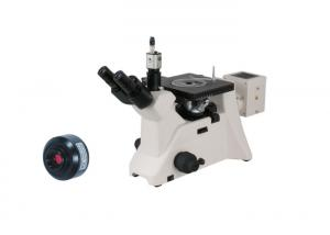 China Inverted Metallurgical Microscope With Stage Plate Ø10mm  Ø20mm on sale