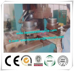China Small Tube Squeezing Machine Membrane Panel Welding Machine For Boiler Pipe on sale