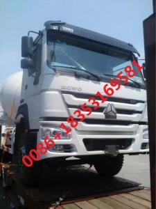 China SINOTRUK HOWO 6x4 Concrete Mixer Truck STEYR  8 M3 336HP  WITH ITALY PTO  Euro II  WITH ITAL LHD RHD on sale