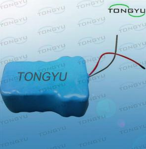 China Cap Lamp Rechargeable Lithium Battery 10.8V 12000mAh With High-discharge Drain on sale
