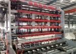 China Fixed Knot Fence Making Machine , Woven Wire Automatic Chain Link Fence Machine wholesale
