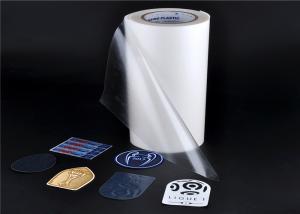 China Ethylene Acrylic Acid Hot Melt Glue Film  For Fabric / Textile EAA-DS019100R on sale