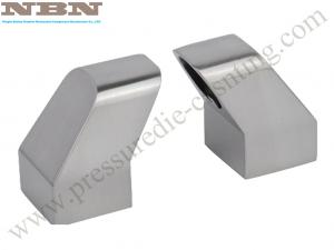 China CNC Machining Zinc Die Casting Parts with ISO9001 on sale