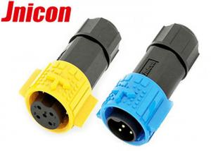 China Waterproof 5 Pin Male Female Connector Assembly Type For Landscape Lights on sale