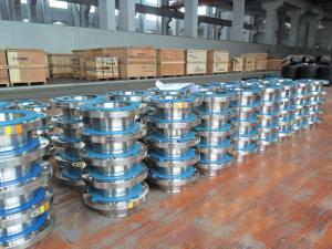 China Steel Flanges, Weld Neck Flanges / ASTM A 182 Stainless Steel WN RF Flanges ASTM A 182, GR F1, F11, F22, F5, F9, F9 on sale