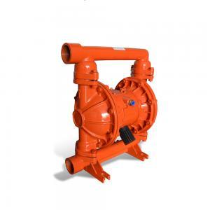 China Diaphragm pump Theory and Diaphragm Pump Structure Pneumatic diaphragm pump on sale