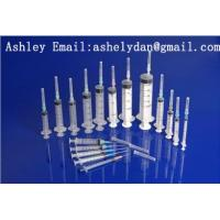 Medical Disposable Syringe with needle