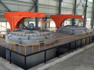 China Industrial Pit Type 1T Electric Wire Annealing Furnace For Steel Wire Heat Treatment on sale