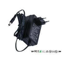 China 5V 9V 12V 24V Switching Power Adapter 0.5A 1A 1.5A 2A With 3.5X1.35 mm Dc Plug on sale