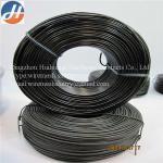 Ennegrezca el alambre recocido, alambre recocido 16# del hierro/indicador 12# para atar
