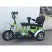 China 1000w Adult Electric Tricycle Scooter 60V/20Ah Lead Acid Drum Brake on sale