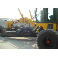16.5 Tons XCMG Motor Grader GR215 215Hp For Road / Airport / Farmland