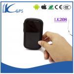 China LKGPS LK208 AGPS Smallest Magnetic GPS Tracker Alarm , Pet GPS Locator wholesale