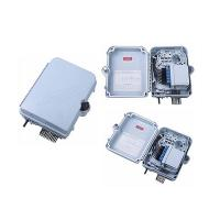 China 16 Cores Splitter FTTH Termination Box Dust Proof With PC + ABS Material on sale