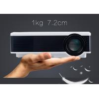 China Digital Multimedia Portable LED Home Movie Theater Projector Dustproof 800x480 on sale