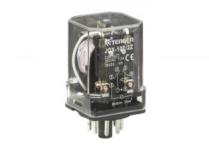 China Universal Electrical Relay Electromagnetic Relay 10A 12V 24V 220V For General Purpose on sale