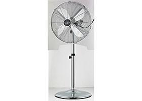 China Stainless Steel 16 Inch Stand Up Fan , For American Market High Speed Pedestal Fan on sale