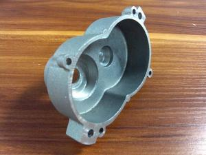 China Precision CNC Machining Aluminum Die Casting Motorcycle Gear Box Sheel on sale