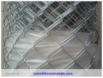 25mm galvanized chain link fencechain link mesh/cyclone fence/diamond-mesh  for chain link fencing