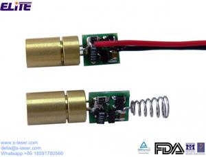 China FDA Approved High Quality Laser Diode Module for Industrial Instruments on sale