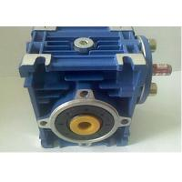 China RV series worm gear speed reducer with low price and nice on sale