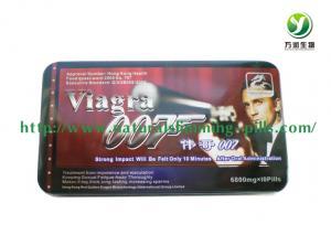 Quality Viagra 007 Herbal Sex Pills Sex Libido Enhance for impotence for sale