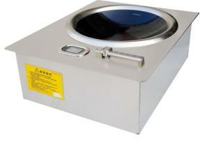 China The Embedded Magnetic Control Boiler Burner Commercial Cooking Range Embedded Furnace on sale