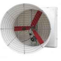 China YDA018 6 Fiberglass Blades 750W Wind Exhaust Fan on sale