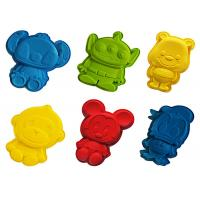 China Disney Cartoon Silicone Cake Molds Bread Cookies Pastry Molds For Kitchenware on sale