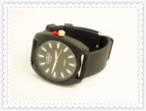 China New Product for 2014 Mechanical Silicone  Watch Men on sale