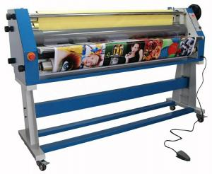 China High Speed 1.6M Cold Roll Laminator Machine For Advertisement Materials on sale