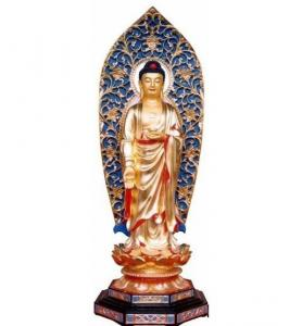 China Hot-selling Imitation Luckly Buddha Statue ,Chinese FengShui Buddha Statue on sale