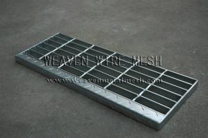 China WEAVEN steel grating mesh grate mesh on sale
