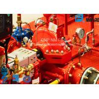 China NFPA20 Standard Split Case Horizontal Centrifugal Pump / 500 Gpm Fire Pump on sale