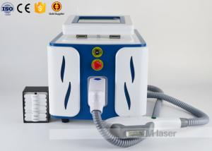 China Portable AFT Laser Hair Removal Device , Permanent IPL SHR Hair Removal Machine on sale