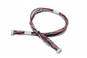 China 2.0mm pitch customized wire harness machine UL cable assemblies on sale