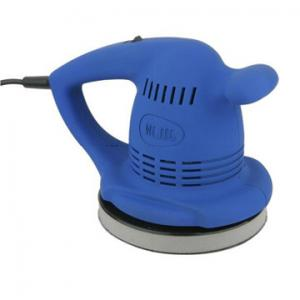 China 8 / 9 Inch Foam Pad Orbital Waxer Polisher 3200RPM 3500RPM With Long Rear Handle on sale
