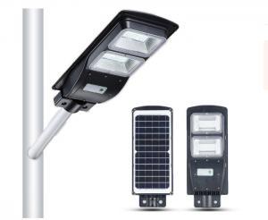 China IP65 Remote Control 60W Solar LED Street Light on sale