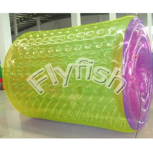 China inflatable beach roller on sale