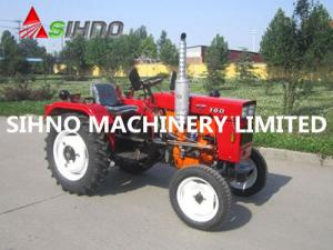 China Xt160 Four Wheel Drive Agriculture Cheap Farm Tractors on sale