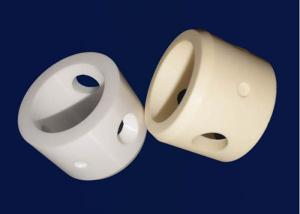 China High Temperature Ceramic Insulation Sleeve Machining Alumina Ceramic Parts on sale