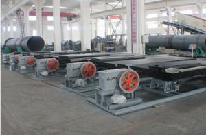 China Shaking Table for ore dressing in gravity separation plant on sale