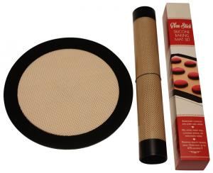 China BPA Free Silicone Baking Set Round Shape Non Stick Silicone Baking Liners on sale